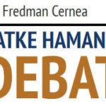 The Great Latke Hamantash Debate